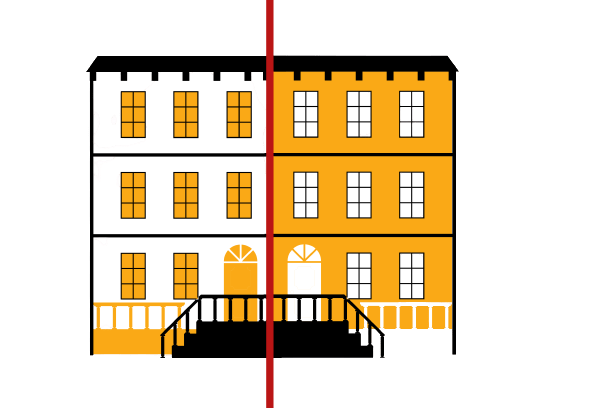Party Wall Survey Icon